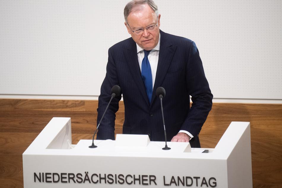 Stephan Weil (SPD), Ministerpräsident Niedersachsen.