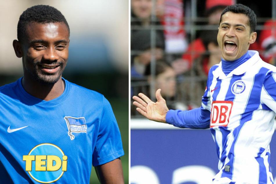 Ex-Hertha-Stars Kalou und Cicero vor Abstieg! Droht unwürdiges Karriereende?