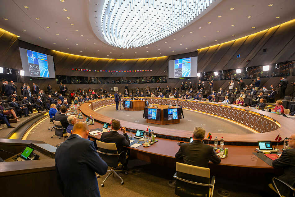 NATO leaders agreed on their 2030 agenda at Monday's summit in Brussels, Belgium.