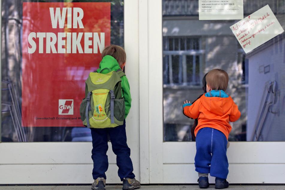 Am Freitag stehen Kinder und Eltern wieder vor verschlossenen Türen.