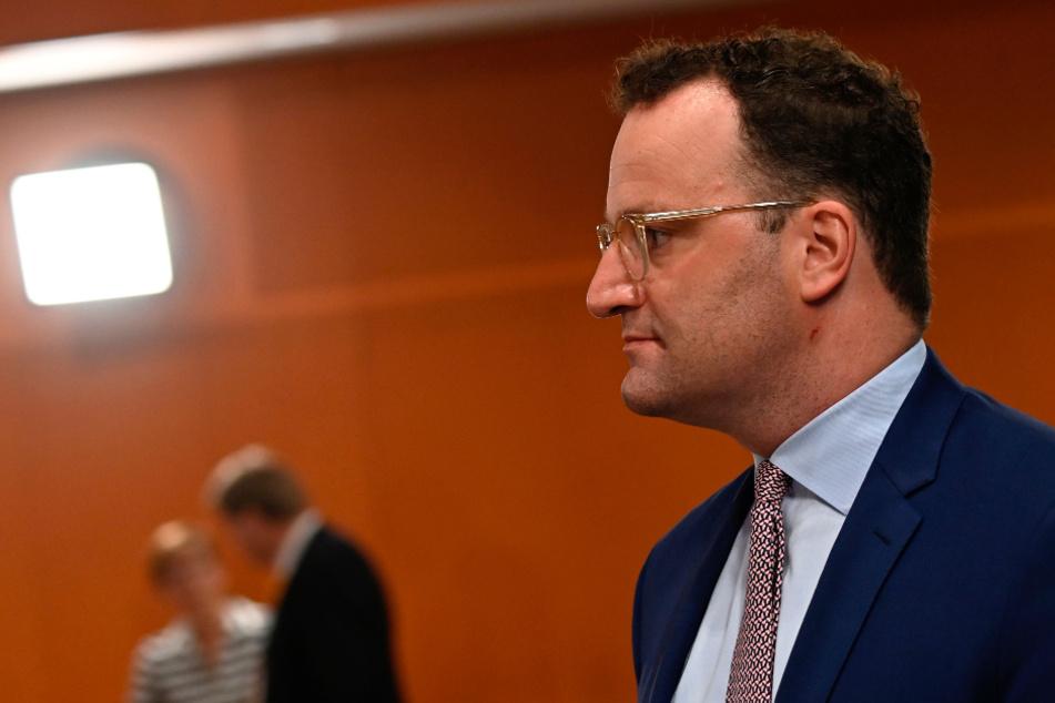Gesundheitsminister Jens Spahn (40, CDU).