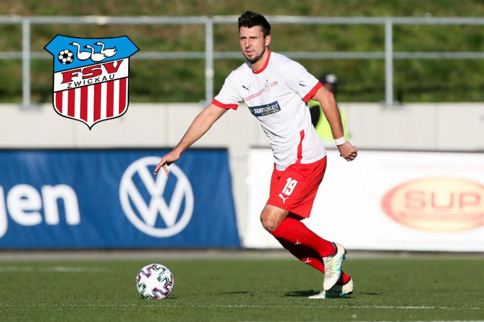 FSV Zwickau-Abwehrchef Davy Frick appelliert an den Zusammenhalt der Mannschaft