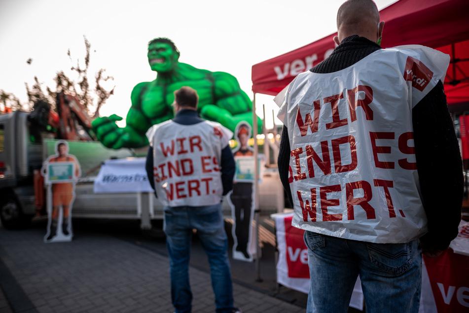 Warnstreiks am Dienstag: Diese NRW-Städte sind betroffen