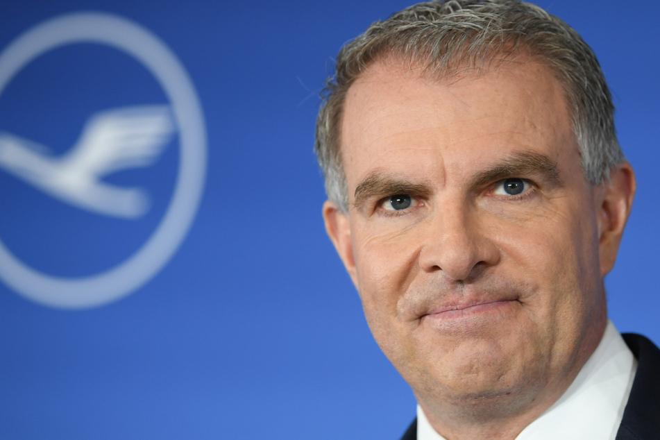 Vorstandschef Carsten Spohr (53). (Archivbild)