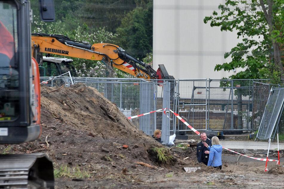 In der Potsdamer Innenstadt wurde am Mittwoch eine Weltkriegsbombe entschärft.
