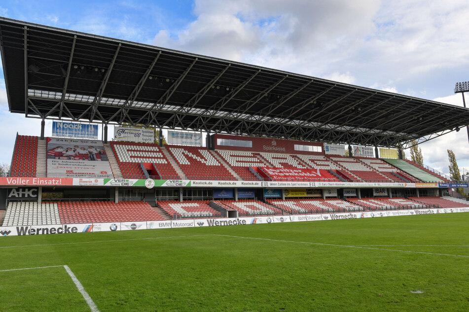 Im Cottbusser Stadion der Freundschaft ruht der Ball noch mindestens bis Ende März.