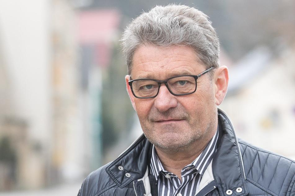 Klaus-Peter Hanke (67, parteilos)