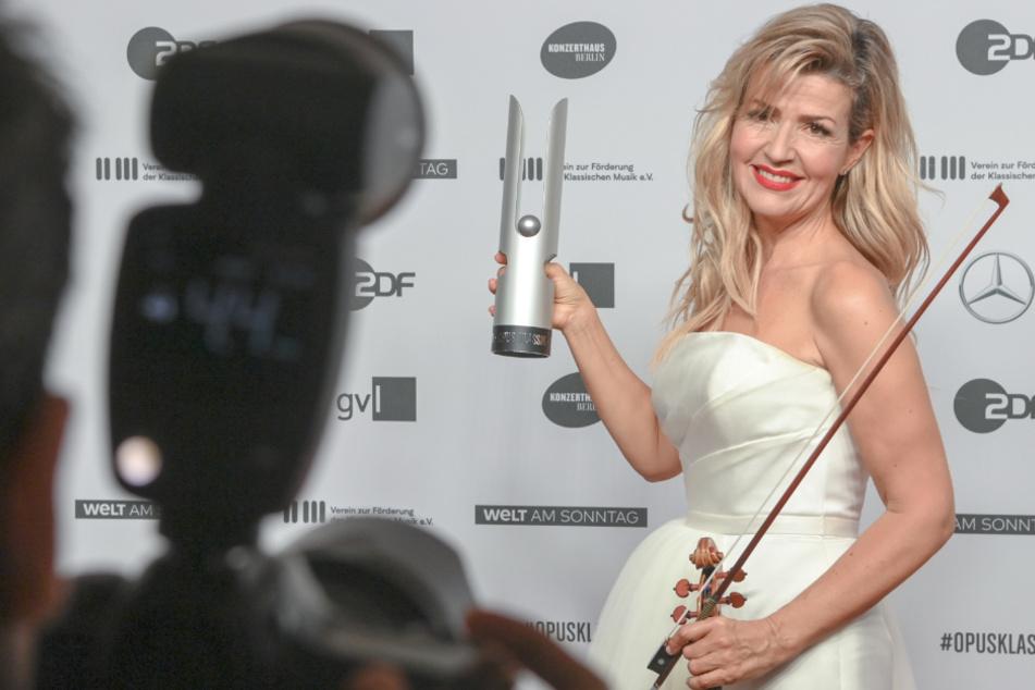 Stargeigerin Anne-Sophie Mutter kritisiert Politik wegen Kultur-Lockdown scharf