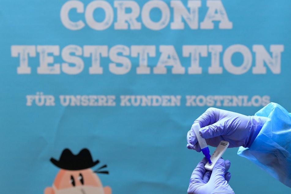 Einen positiven Corona-Test gab es in Tirschenreuth zuletzt am 2. Juni. (Symbolbild)