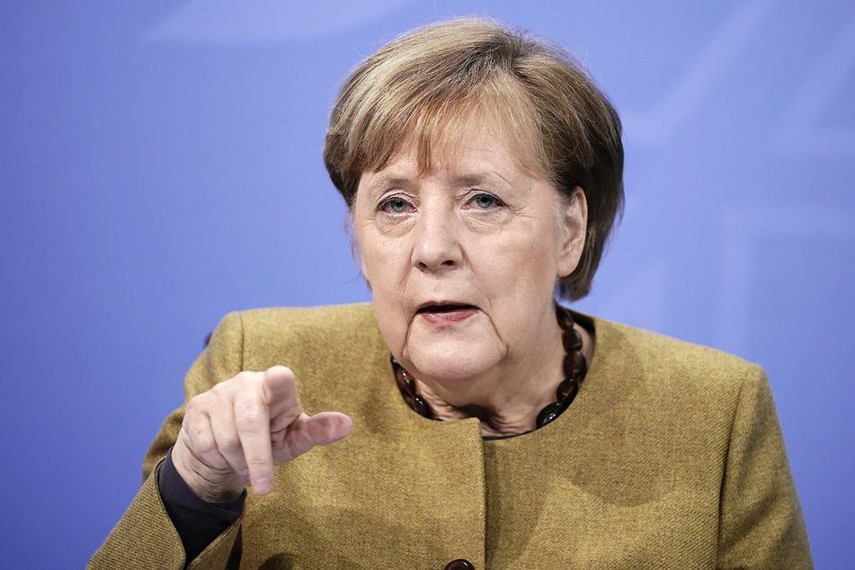 Bundeskanzlerin Angela Merkel (66/CDU) scheint sich für eine drastische Verschärfung der Corona-Maßnahmen sowie eine Verlängerung des Lockdowns ausgesprochen zu haben.