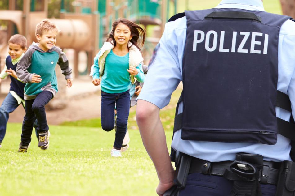 Es geht der Polizei in Unterfranken um ihr Verhältnis zu Kindern (Symbolbild).