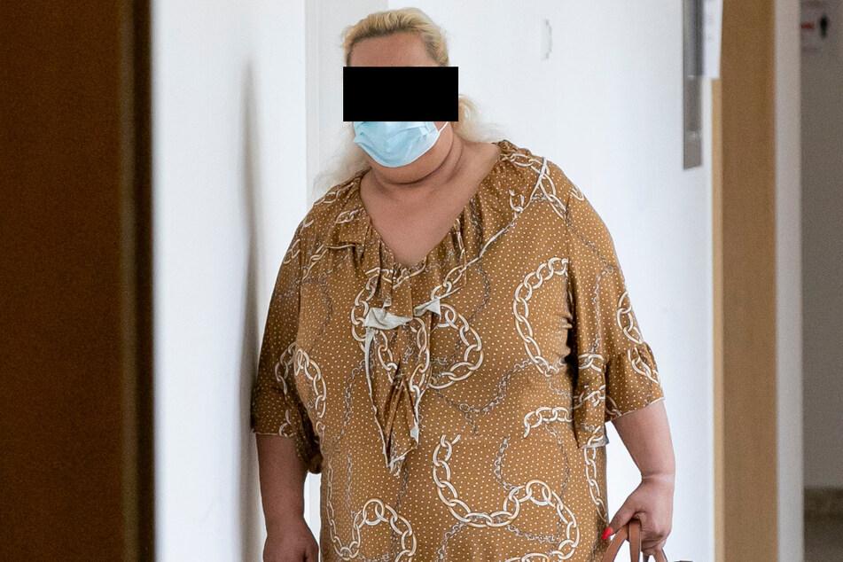 Betrügerin Barbara K. (48) schwieg zu allen Vorwürfen. Verurteilt wurde sie dennoch.