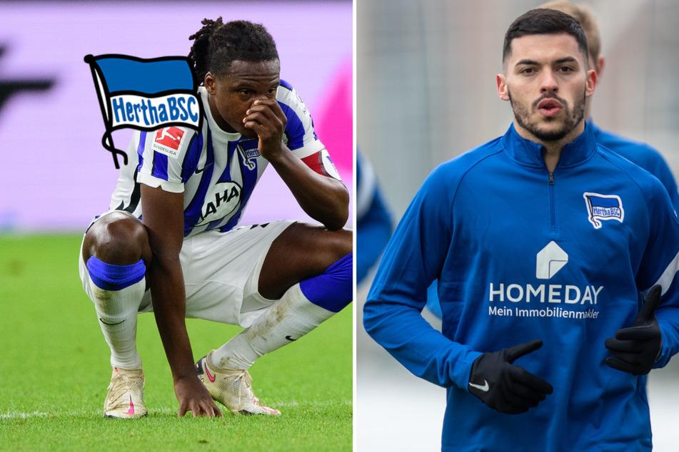 Verletzungsschock bei Hertha: Wann lichtet sich das Lazarett?