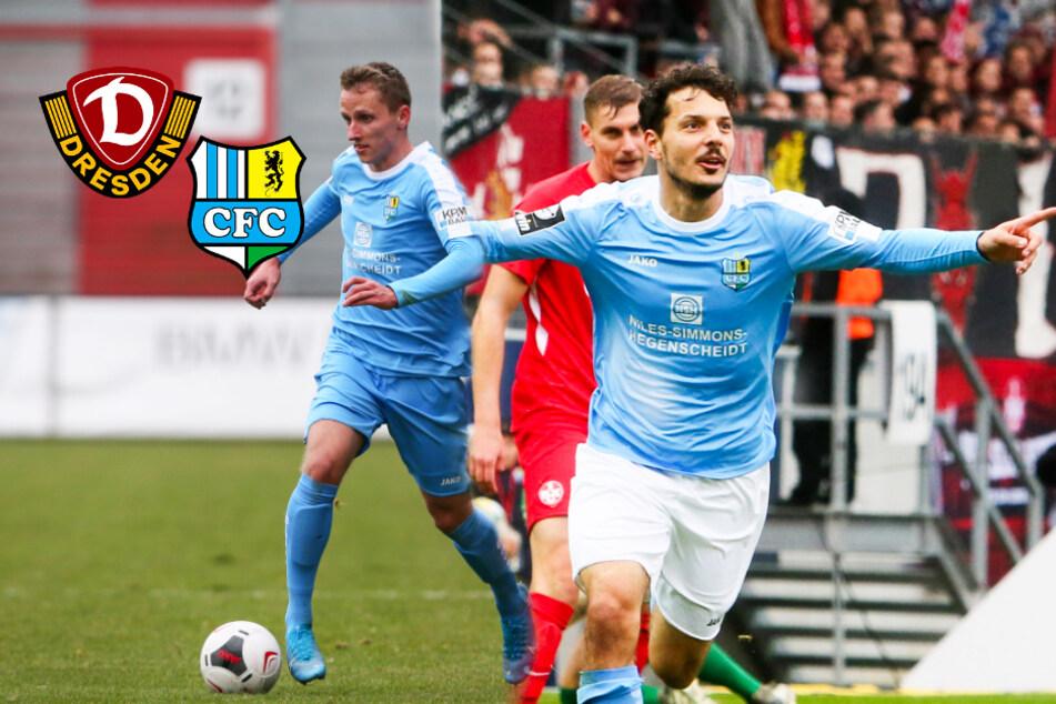 Schnappt sich Dynamo zwei Chemnitzer? Dresden an Hosiner und Milde dran!