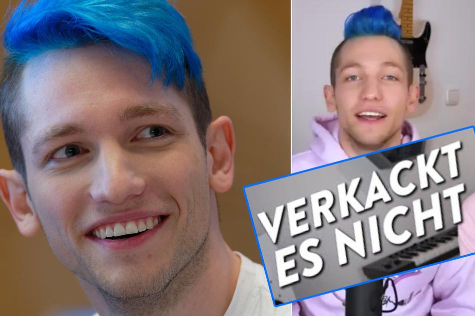 """YouTuber Rezo meldet sich mit neuer Botschaft: """"Verkackt es nicht"""""""