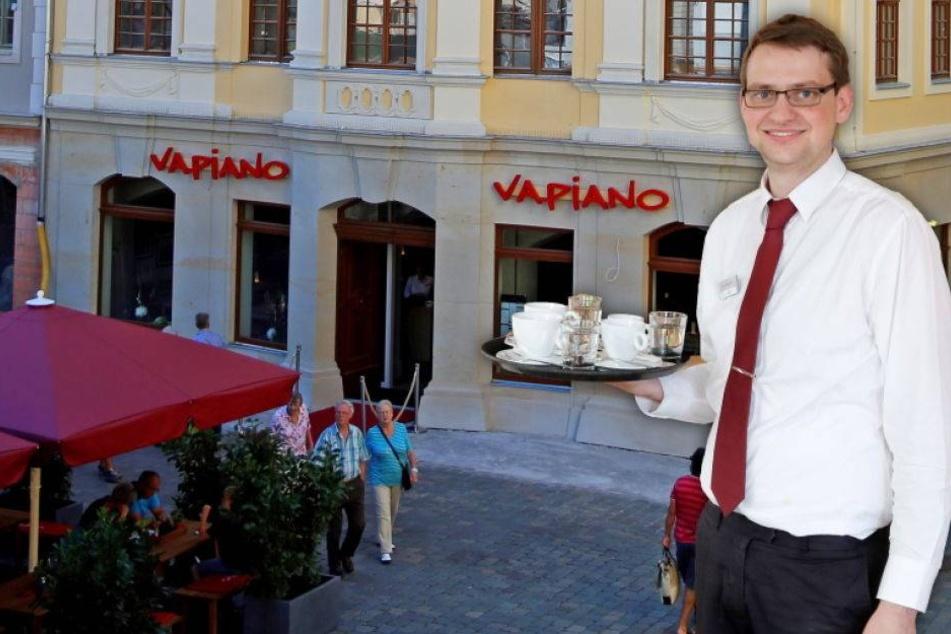 Dresden hat ein zweites Vapiano