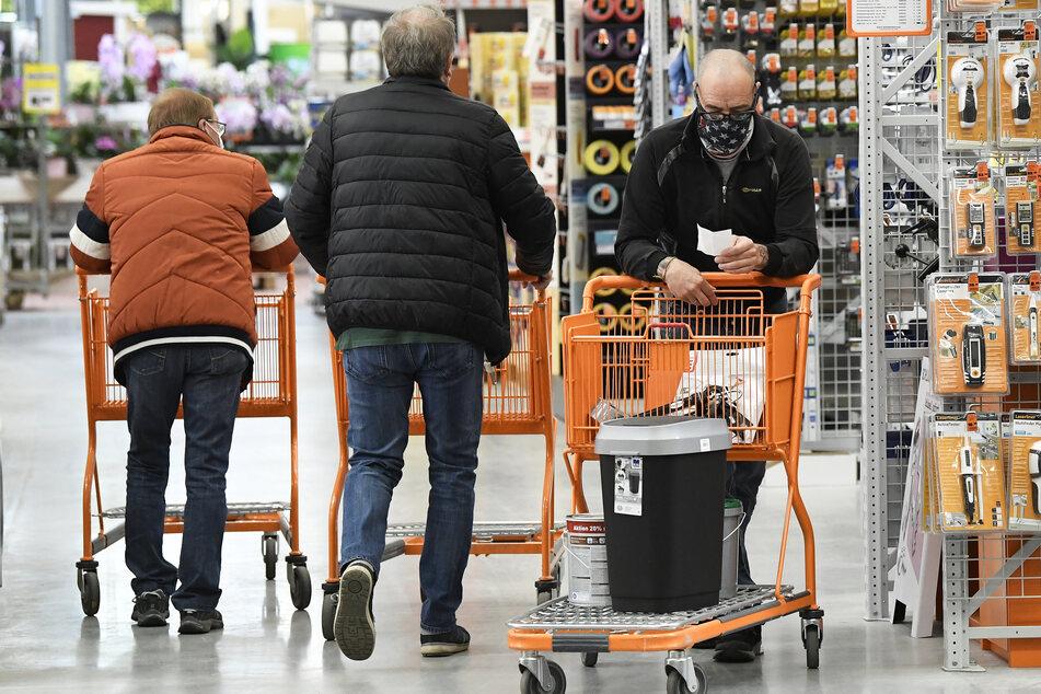 Dresden: Gelockerte Corona-Regeln für Sachsen: Diese Läden dürfen nun wieder öffnen