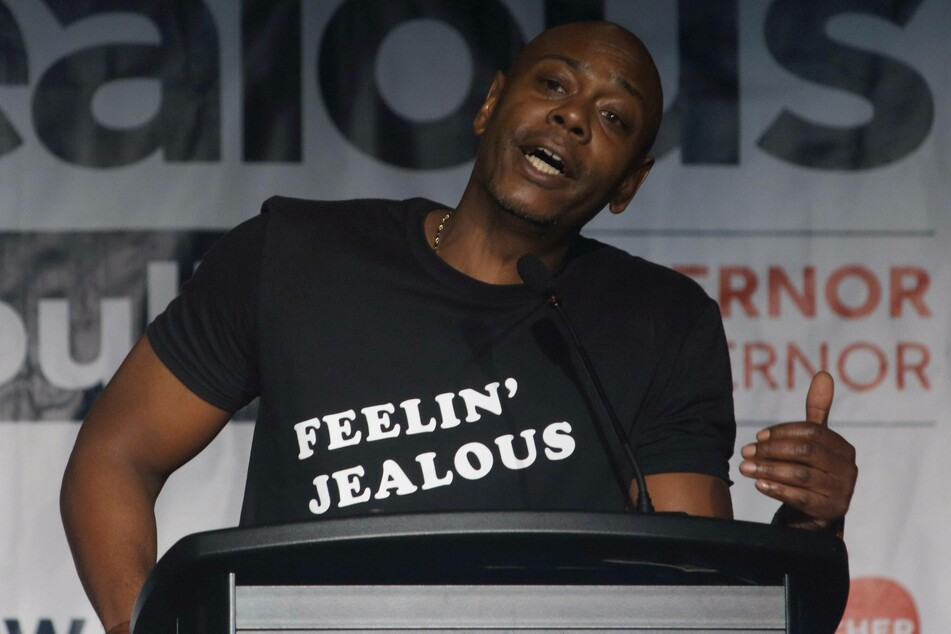 Dave Chapelle has been performing socially distanced shows since June.
