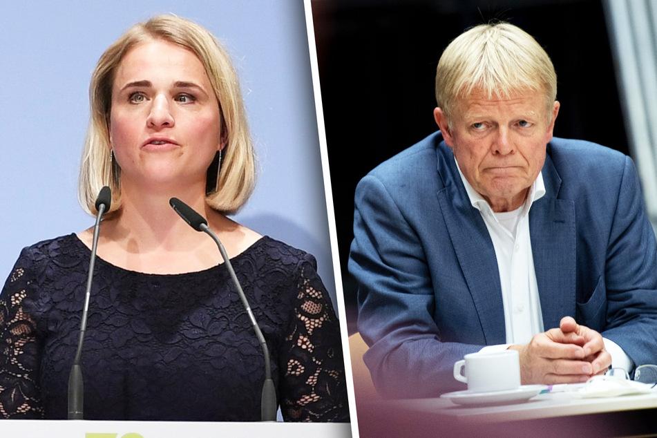VdK-Präsidentin Verena Bentele (39) und DGB-Vorsitzender Reiner Hoffmann (66) kritisieren das geplante Vorhaben.