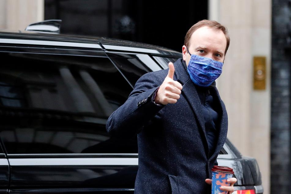 Matt Hancock, Gesundheitsminister von Großbritannien.