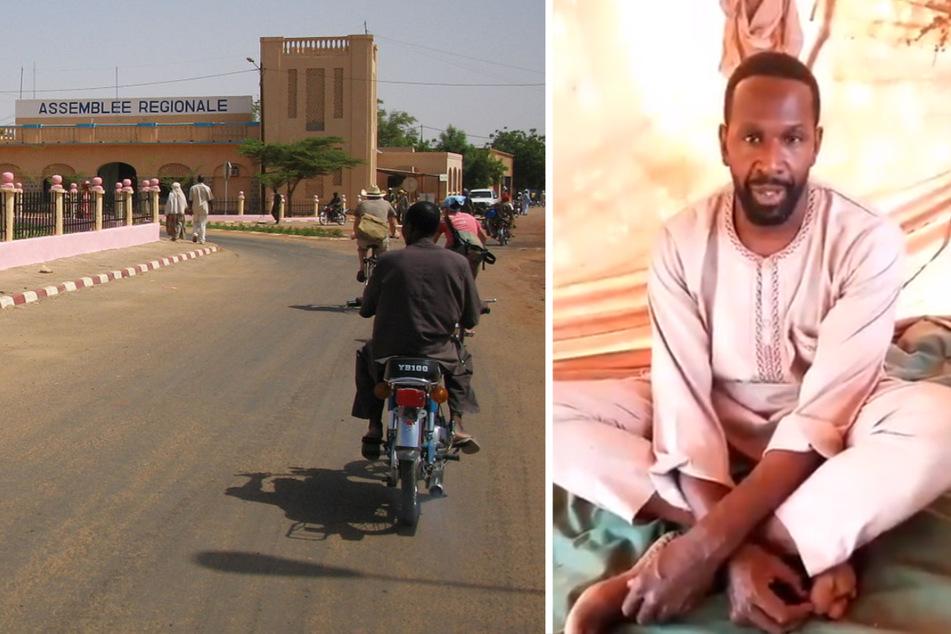 Von Islamisten entführt: Französischer Journalist bittet in Videobotschaft um Hilfe