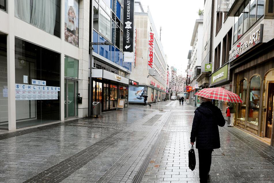 Am Wochenende wird es in Köln und im Rest von Nordrhein-Westfalen regnerisch. (Symbolbild)