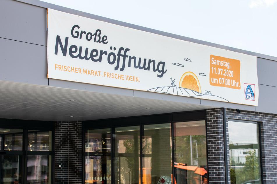 Neuer ALDI ab Samstag in Dresden!