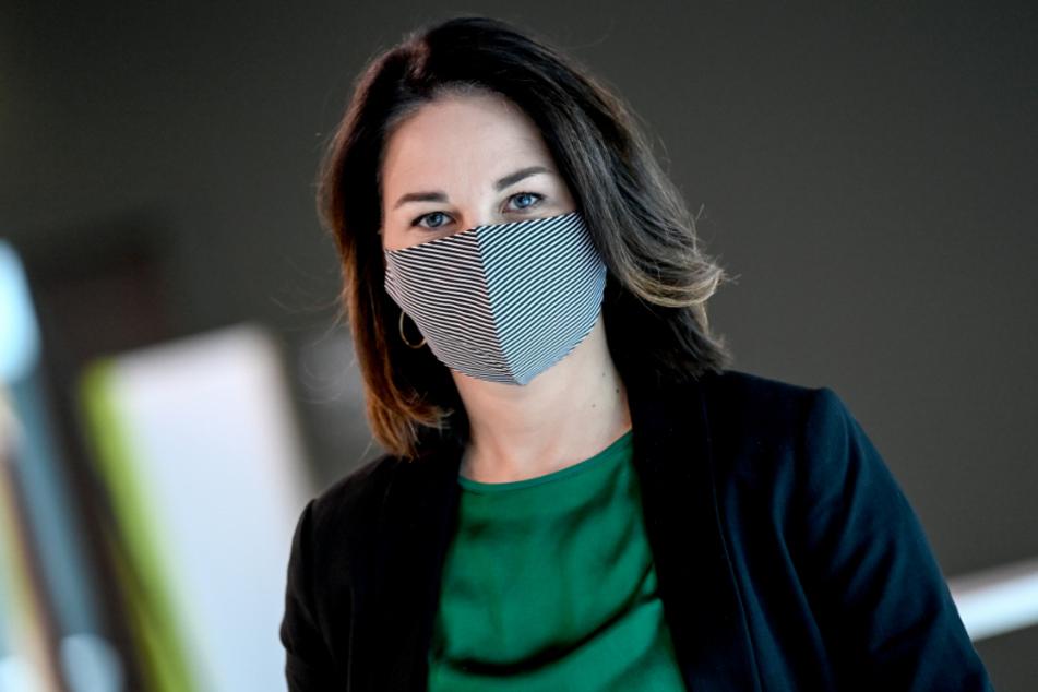 Grünen-Chefin Annalena Baerbock (39).