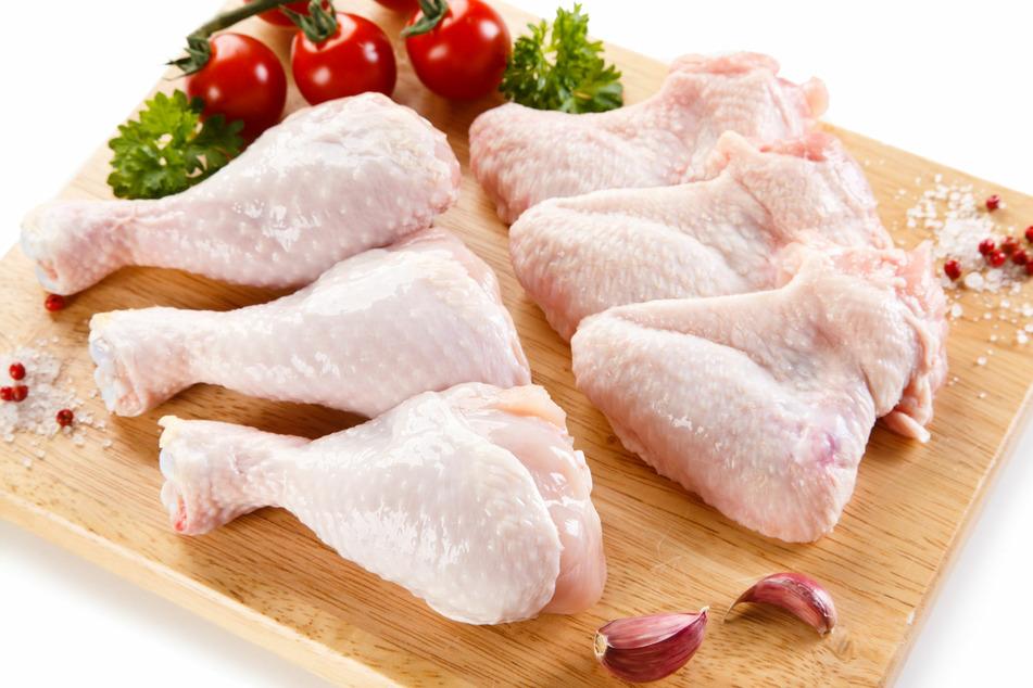 Coronavirus-Spuren auf Chicken-Wings entdeckt