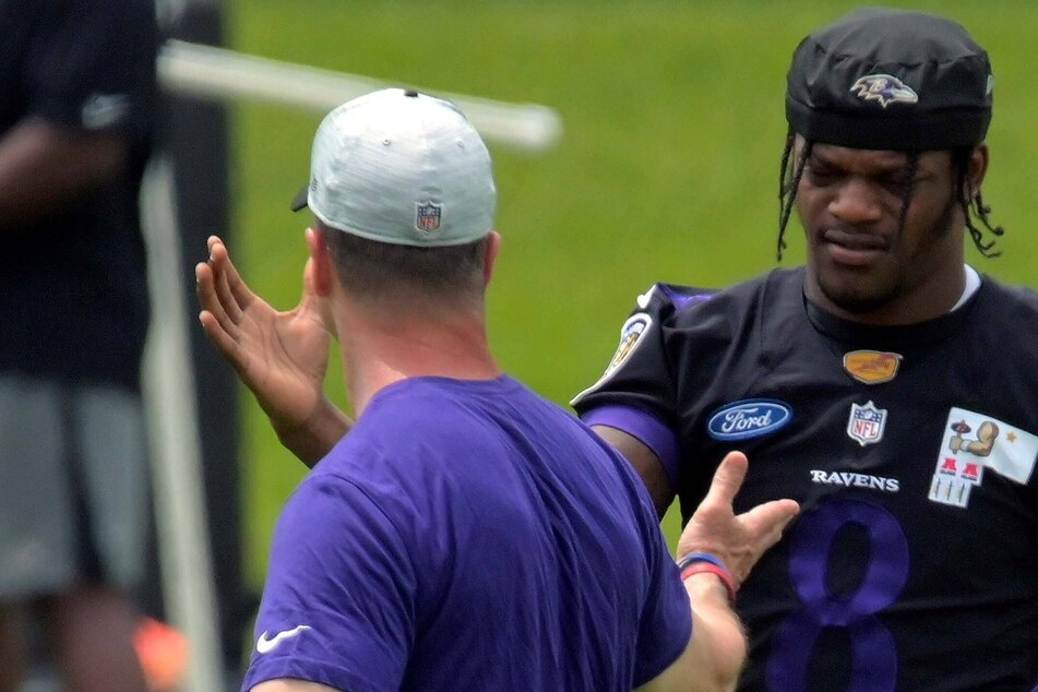 NFL: Ravens star quarterback Lamar Jackson held out of practice due to another positive Covid test