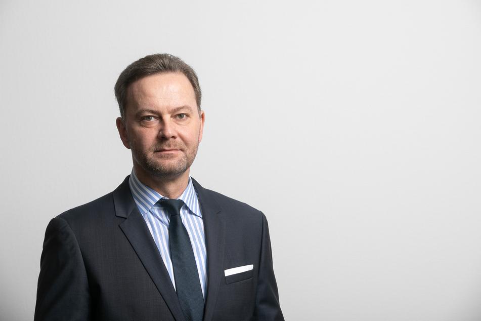 Lars Fiehler, Sprecher der Industrie- und Handelskammer Dresden (IHK).
