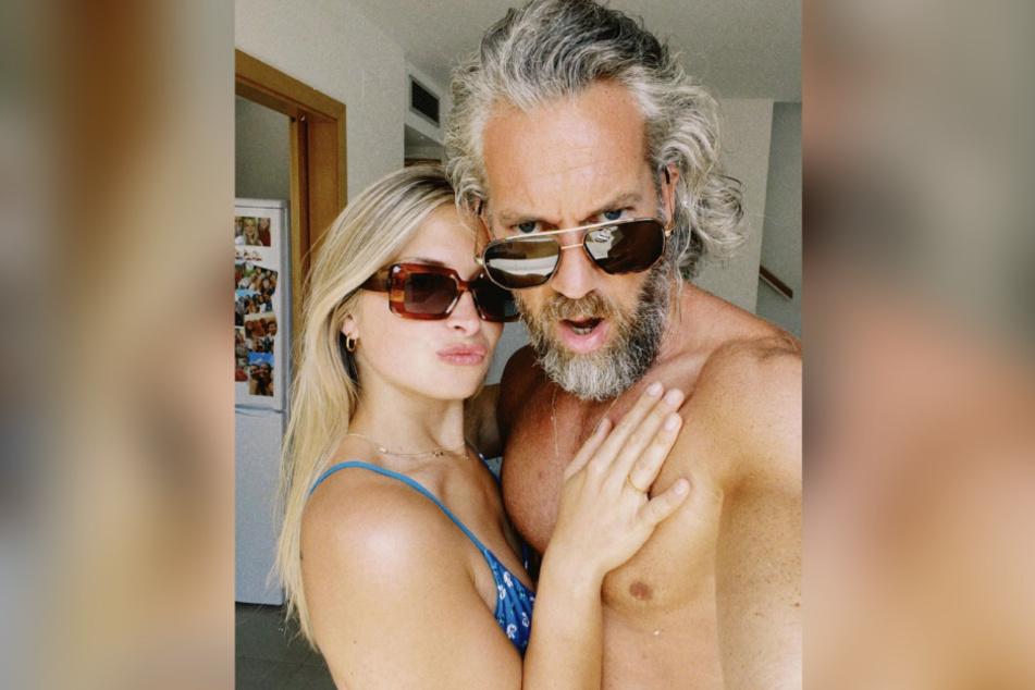 Charlotte (28) und Felix (43) lebten zwei Jahre in Spanien.