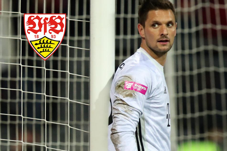 """Sven Ulreich zurück zum VfB? Stuttgart-Fans gespalten: """"Bitte nicht, Patzer-Ulreich!"""""""
