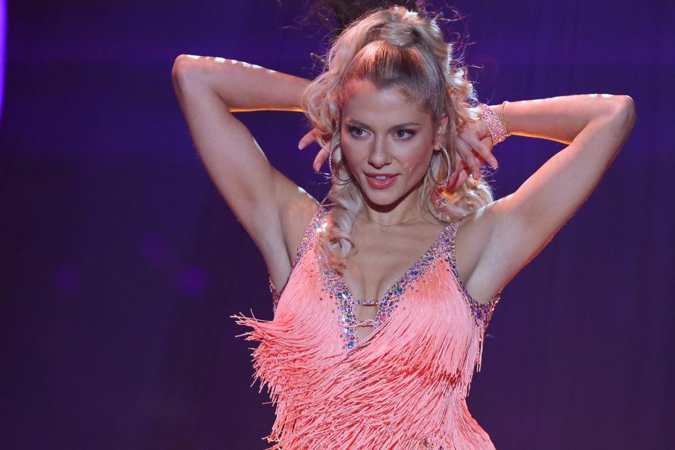 Valentina Pahde (26) landete bei Let's Dance auf dem zweiten Platz. Die Schauspielerin steht wieder für GZSZ vor der Kamera.