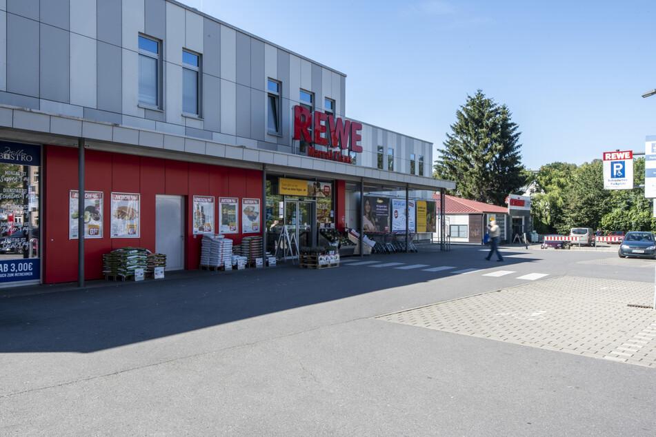 Rewe will seinen Markt an der Beyerstraße erweitern.