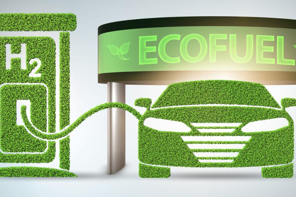 Emissionsfrei fahren mit Wasserstoff: In Sachsen werden innovative Ideen ausgetüftelt.