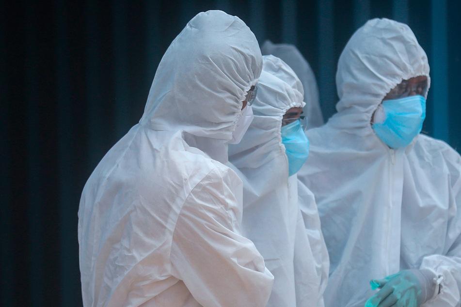 Coronavirus: Indische Mutante breitet sich in Großbritannien aus!