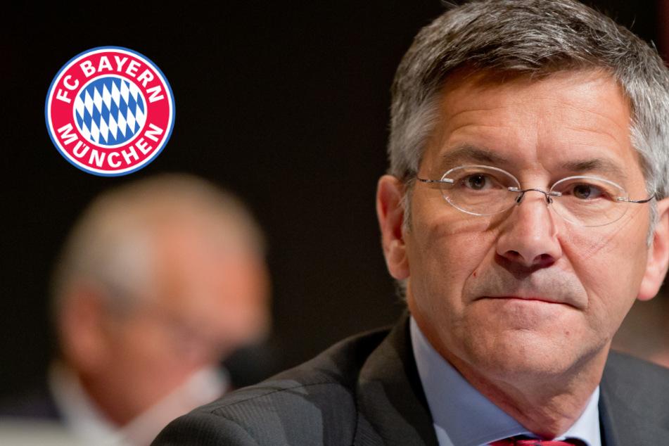 """Bayern-Präsident Herbert Hainer: Millionensummen? """"Noch weniger vertretbar"""""""