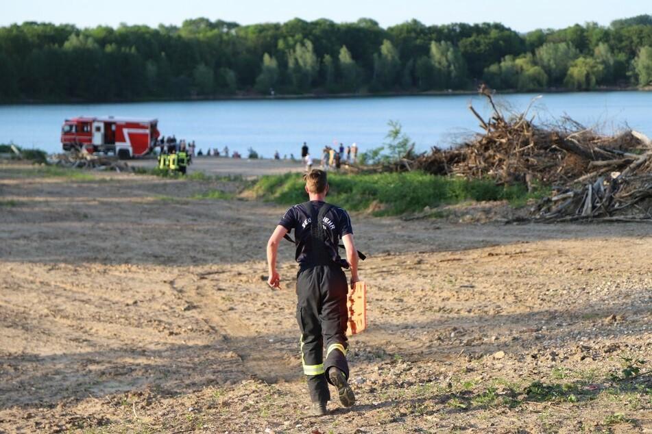 In Köln war am Mittwoch ein Mädchen (13) leblos aus dem Rather geborgen worden. Sie war beim Schwimmen mit ihrer Freundin plötzlich verschwunden.