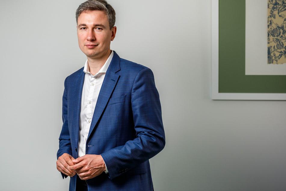 Stephan Kühn (41, Grüne).
