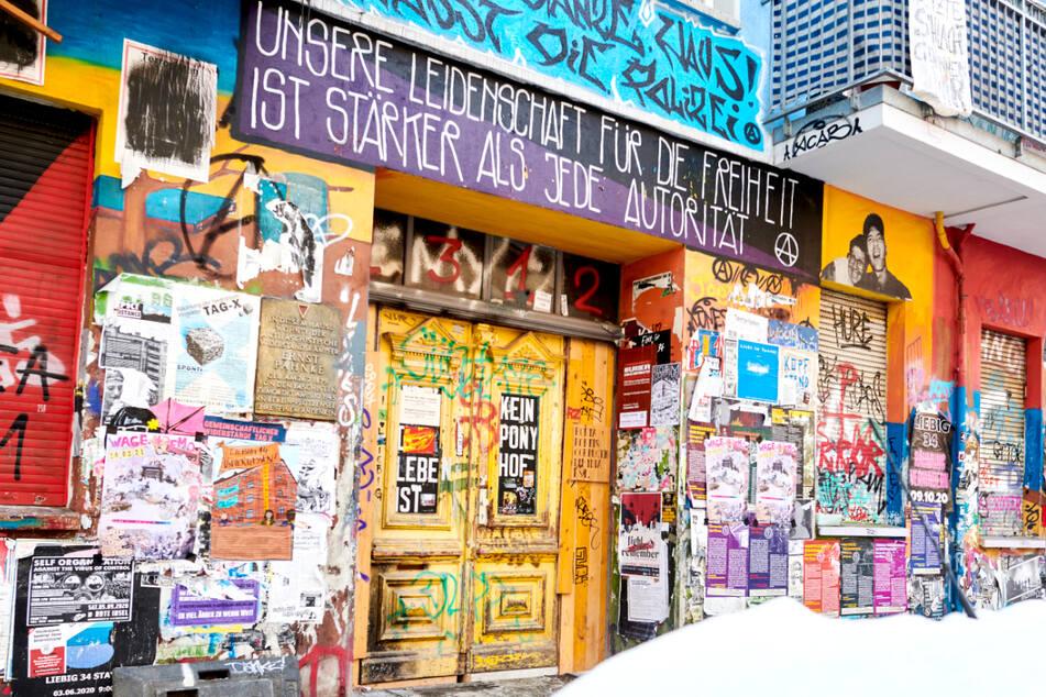 """Berlin: """"Rigaer 94"""" kündigt """"Eskalation"""" an!"""