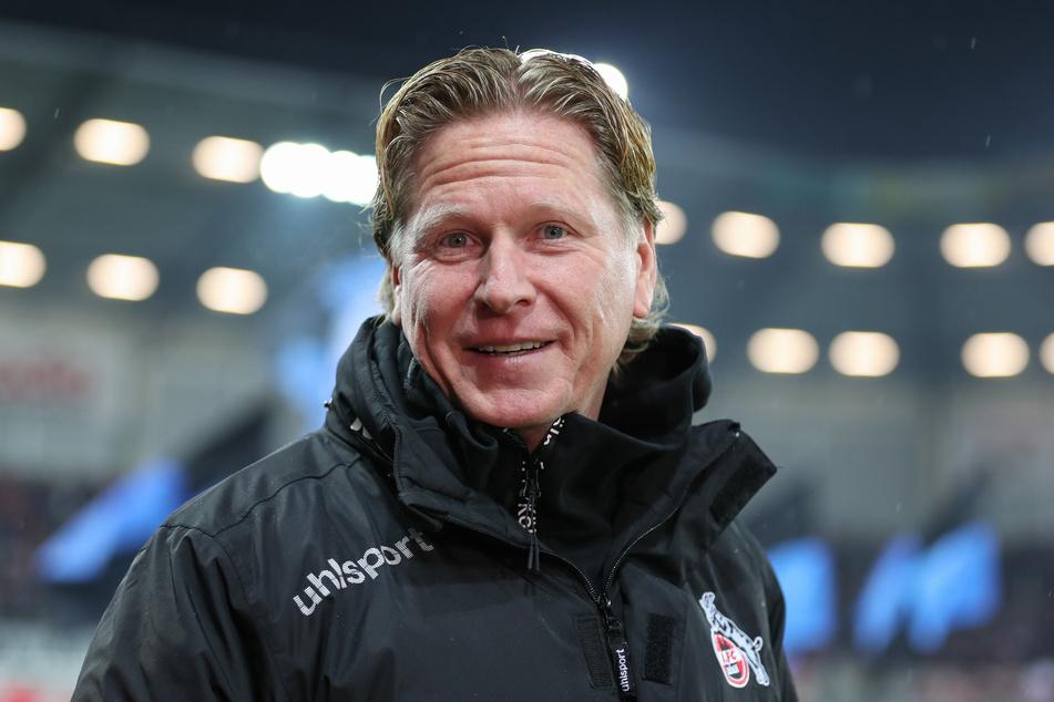 Trainer Markus Gisdol (51) soll den FC erneut zum Klassenerhalt führen.