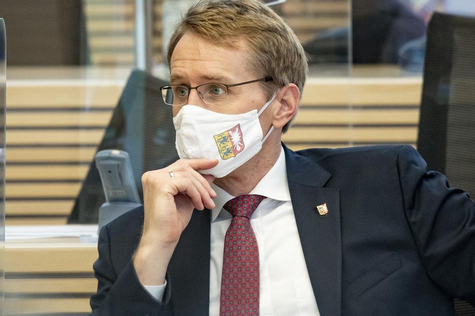 Daniel Günther (CDU), Ministerpräsident von Schleswig-Holstein, ist gegen Corona-Kontrollen an Heiligabend.