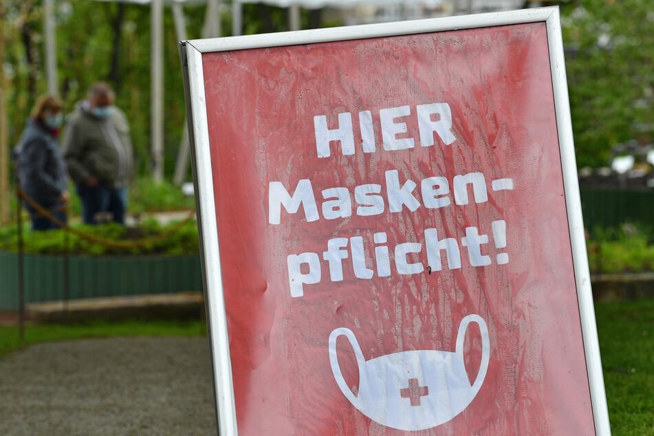Die Sieben-Tage-Inzidenz ist in Thüringen leicht gestiegen. (Symbolbild)