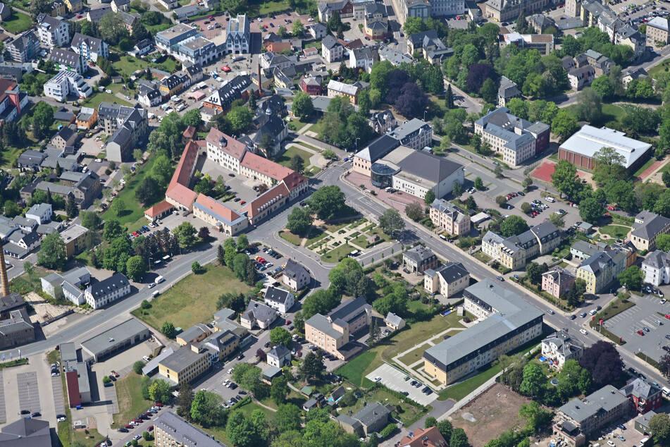 Am Chemnitz Center soll eine Gleisschleife entstehen.