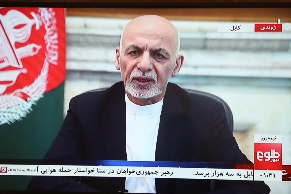 Der afghanische Präsident Aschraf Ghani (72) war am 15. August aus Kabul geflohen. Die Vereinigten Arabischen Emirate haben ihm Asyl gewährt.
