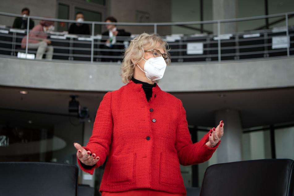 Christine Lambrecht (SPD), Bundesjustizministerin.