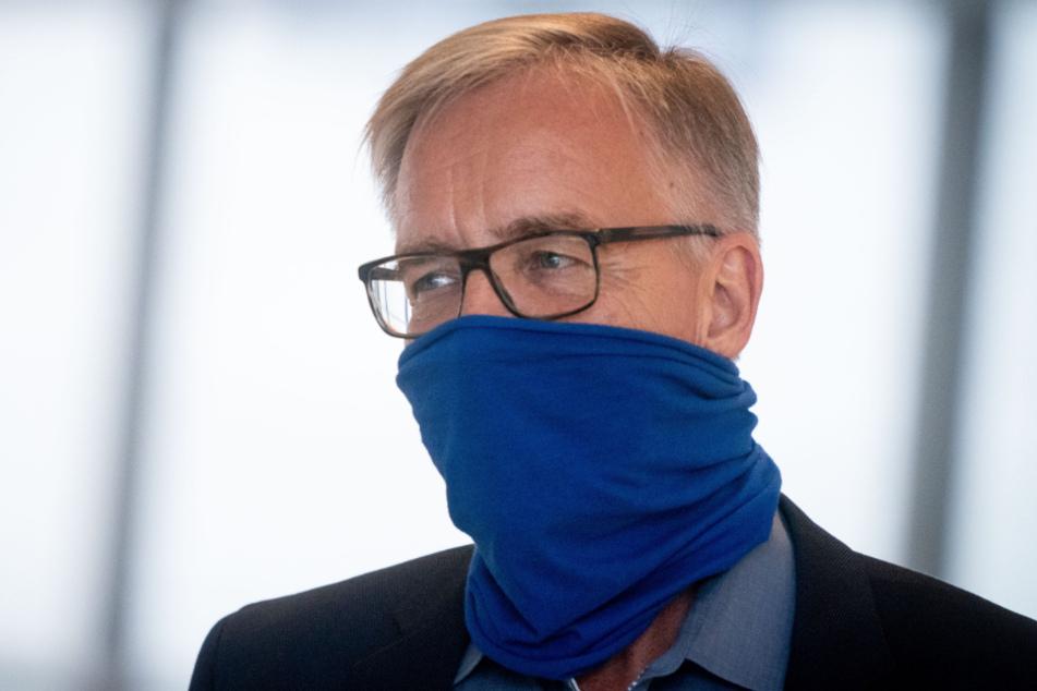 Linken-Fraktionschef Dietmar Bartsch (62).