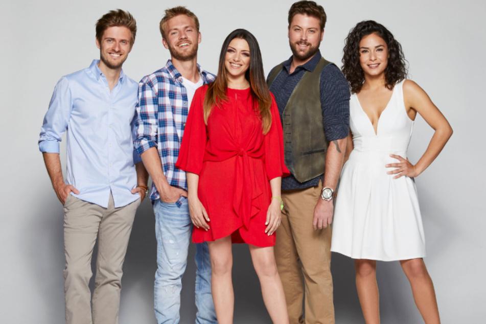 Auf Philip (von links nach rechts), Paul, Emily, John und Shirin warten weiter spannende Geschichte.