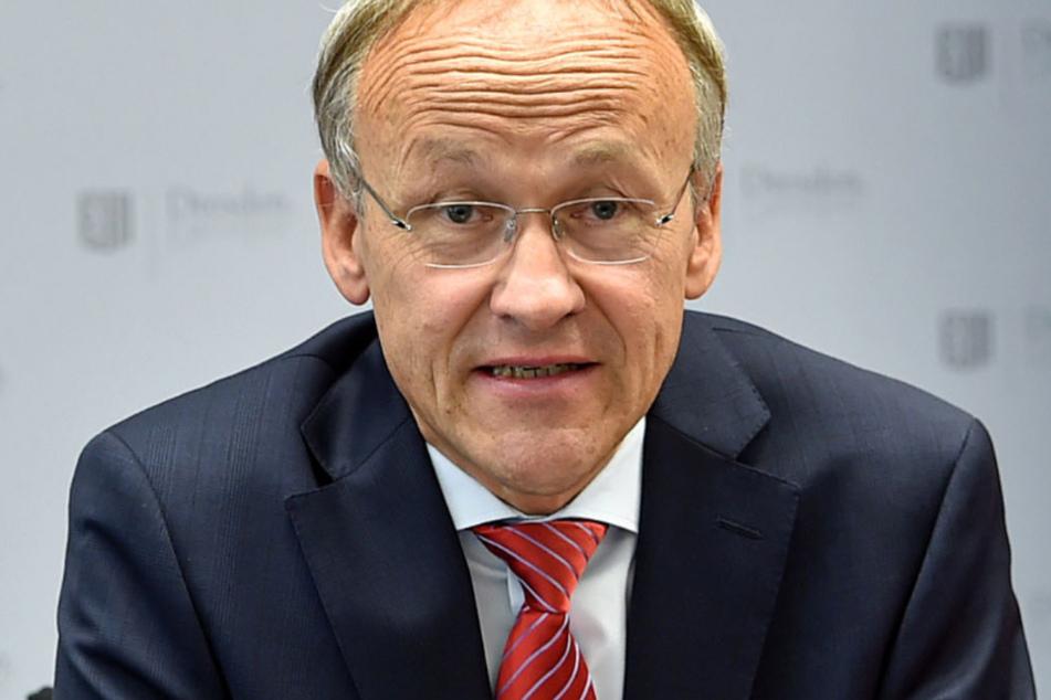 Finanzbürgermeister Peter Lames (56, SPD) fehlen bei der Gewerbesteuer 38,5 Millionen Euro.